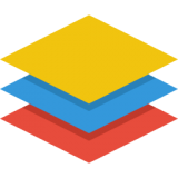 Layers Icon 160x160
